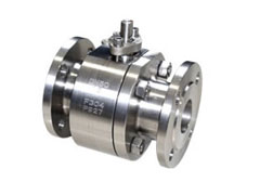 Forged Steel Floating Ball Valve